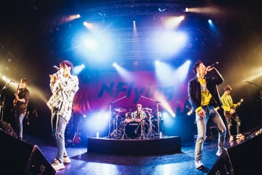 """""""실력 돋보이는 밴드"""" 엔플라잉, 일본 투어 성공적으로 마무리_이미지"""