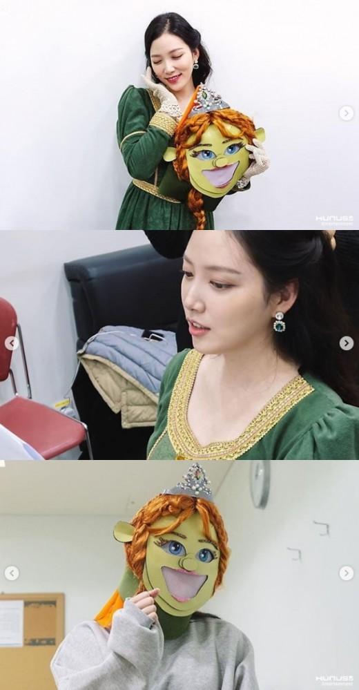 """임주은, '복면가왕' 출연 소감 """"긴장한 탓에 실수 많아 아쉬워"""""""