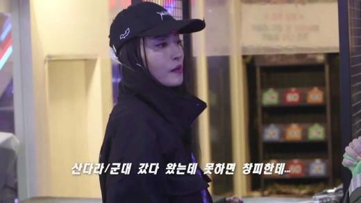 """'야간개장' 산다라 박 """"황보는 내 멘토"""""""