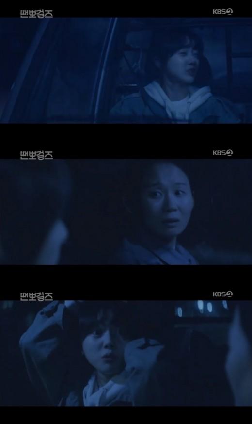 """'땐뽀걸즈' 김선영, 박세완에 """"너 이제 포기할 것"""""""