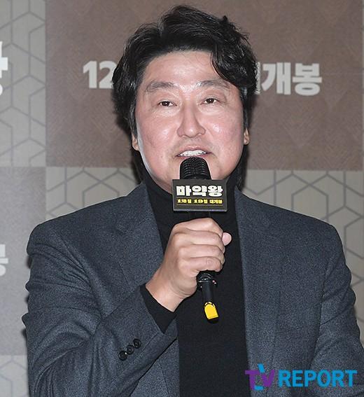 '마약왕' 송강호 인생 최고의 충격..파격의 139분