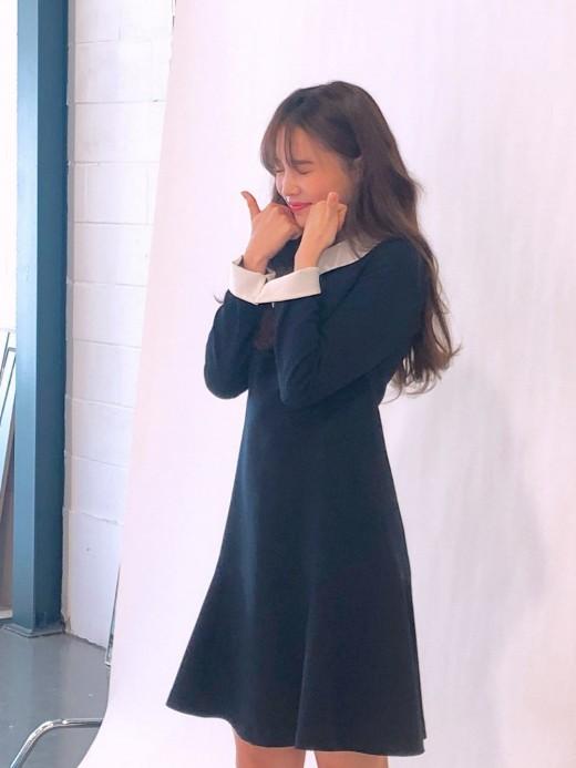 윤소희, 과즙미 팡팡 터지는 상큼 미모_이미지