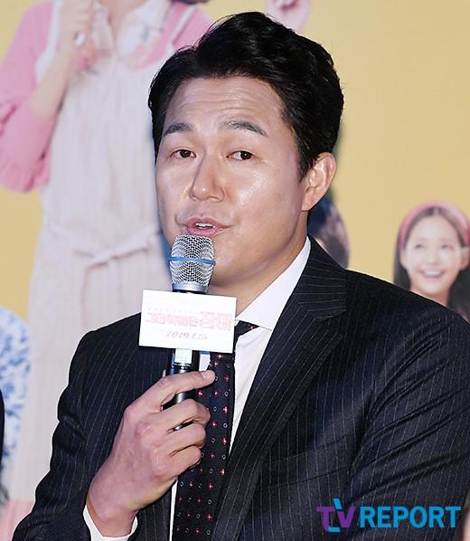 """'그대 이름은 장미' 박성웅 """"피 안 나오는 멜로는 처음, 약한 연기 힘들었다"""" 너스레"""