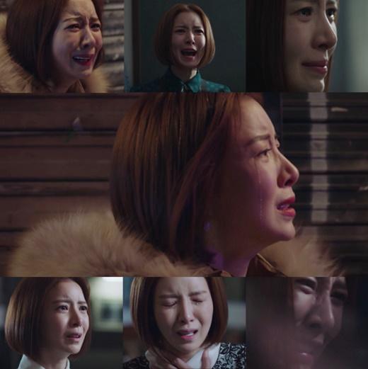 """""""인생이 빈껍데기""""…'SKY캐슬' 윤세아 처절한 오열_이미지"""