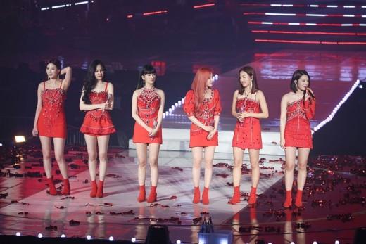 에이핑크의 2019년, 강렬한 레드 컴백
