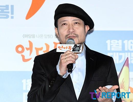 """'언더독' 감독 """"'마당을 나온 암탉'보다 훌륭하단 얘기 듣고싶다"""""""