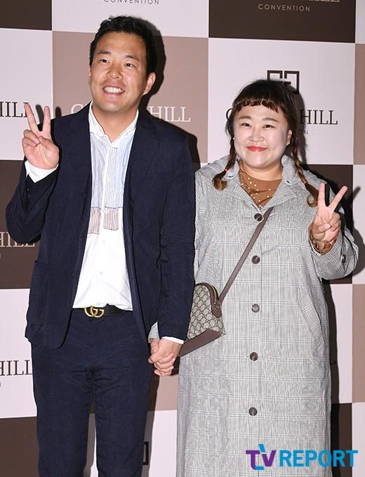김민기-홍윤화 '알콩달콩 신혼부부'_이미지