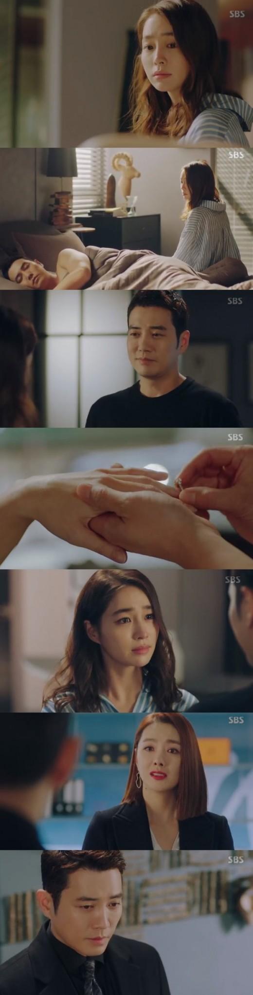 '운명과분노' 이민정X주상욱, 하룻밤+청혼까지 '소이현 앙심 품었다' _이미지