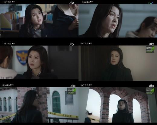 'Sky캐슬' 이승연, 홍변호사로 첫 등장…찬희 누명 풀어줄까_이미지