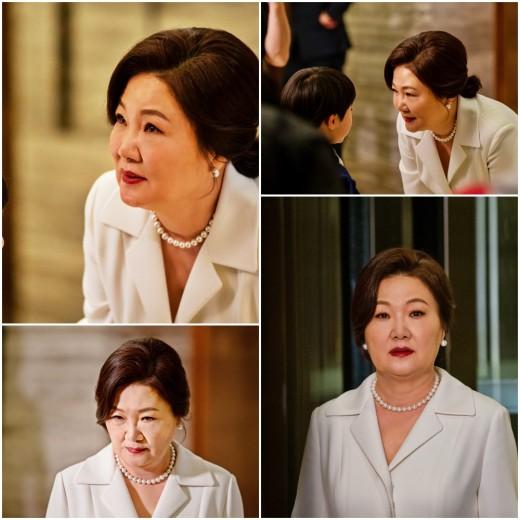 '바벨' 김해숙, 재벌가 안주인의 투 페이스…악모 탄생