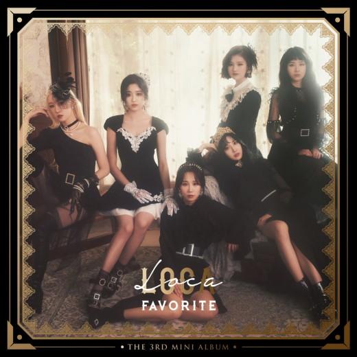 페이버릿 대변신…오늘(15일) 오후 6시 'LOCA' 음원+뮤비 공개