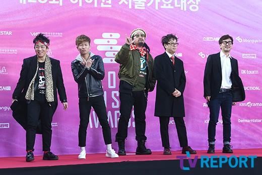 크라잉넛 '자유의 상징 24년차 밴드'
