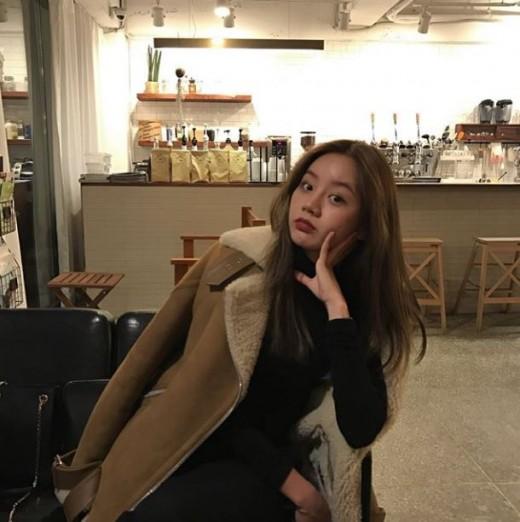"""""""이런 표정도, 예쁘다""""…혜리, 깜찍한 일상"""