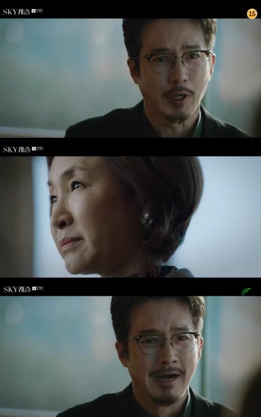 'SKY 캐슬' 어긋난 모정의 끝, 염정아의 성이 무너졌다_이미지