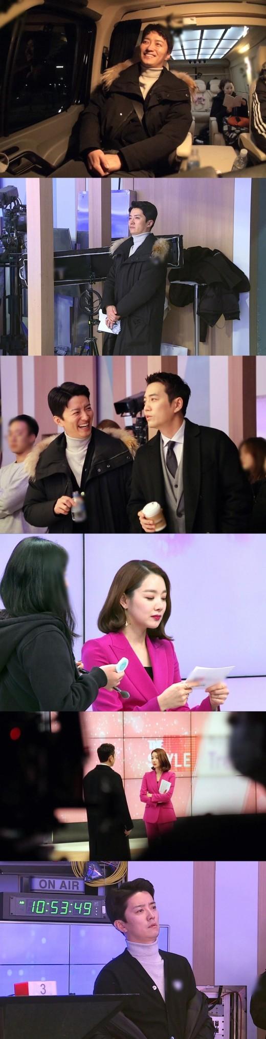 넘치는 ♥꾼 인교진, 바쁜 아내 소이현 일일 매니저 변신
