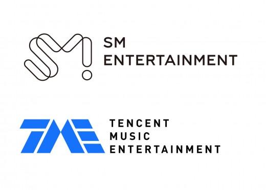 SM엔터, 中 텐센트 뮤직 그룹과 손잡다