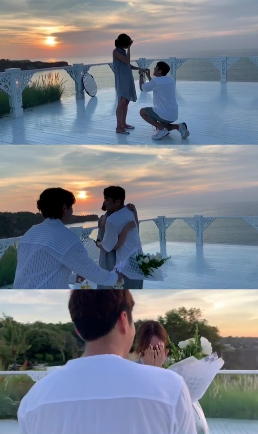 프러포즈도 로맨틱하게…제이큐, 올해 결혼한다