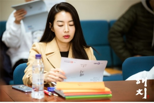 '신스틸러' 배정화, 첫 사극 도전…'해치' 합류
