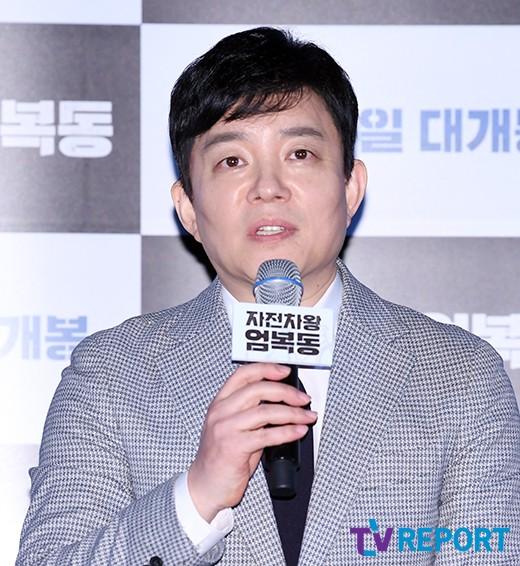"""'자전차왕 엄복동' 이범수 """"정지훈 고급스러운 이미지..실제성격은 순박"""""""