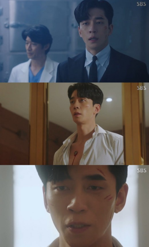 '황후의 품격' 최진혁, 장나라 구하고 최후... 신성록, 복수 대신하나?