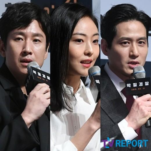 """""""역대급 연기""""…이선균·전소니·박해준, '악질경찰'에서 만난 인생캐"""