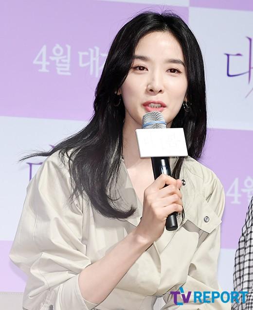 """'다시,봄' 이청아 """"원작 웹툰과 싱크로율? 일부러 안 찾아봤다"""""""