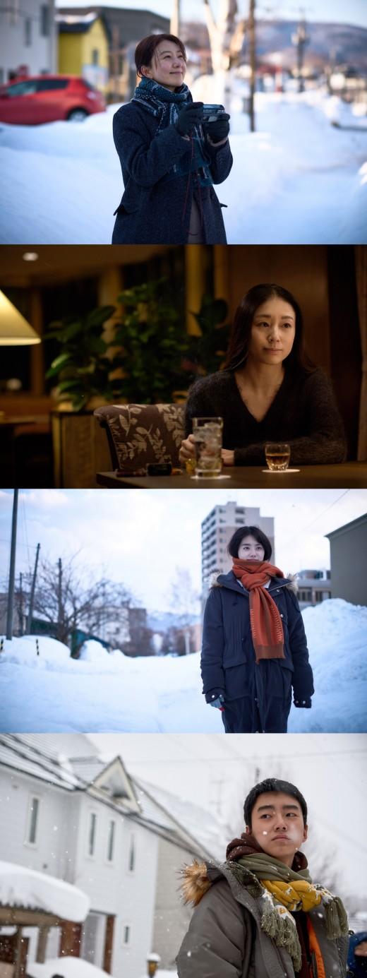 김희애x나카무라 유코 '만월' 크랭크업..첫사랑이 보낸 편지