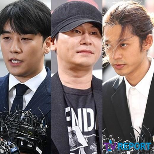 """YG 양현석, 승리·정준영과 함께 시민단체에 고발당해 """"꼼수로 책임회피""""_이미지"""