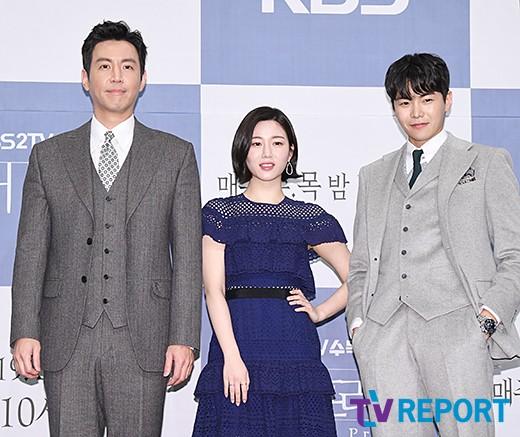 최원영-이다인-박은석 '재벌가 삼남매'