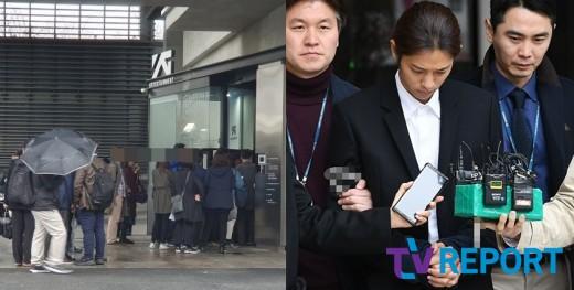세무조사 받는 YG, 포승줄에 묶인 정준영_이미지