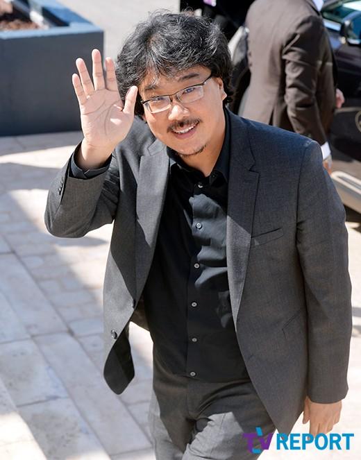 봉준호 감독 '기생충' 칸영화제 경쟁부문 진출..'옥자' 이어 두번째