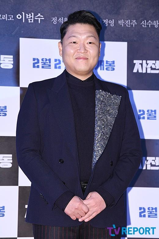 """싸이 측 """"디키 'EARTH' 뮤비 등장…환경보호 취지 좋아 참여"""""""