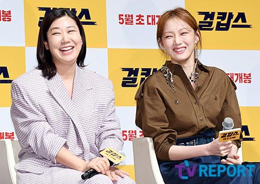 라미란X이성경 첫 스크린 데뷔…'걸캅스', '투캅스' 잇는 韓 대표 코믹액션물 될까