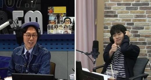 """'철파엠' 조병규 """"연인 김보라, 보고싶어 자주 만나"""" 애정 폭발"""