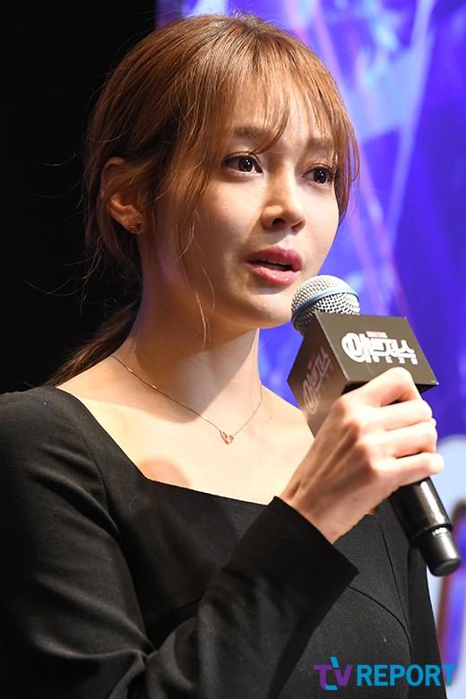 안현모 '어벤져스:엔드게임' 내한 기자회견 MC..유창 영어실력