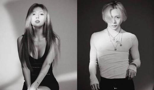 """현아, ♥이던 새 프로필 사진에 """"섹시해, 잘생겼다""""…사랑꾼 커플"""