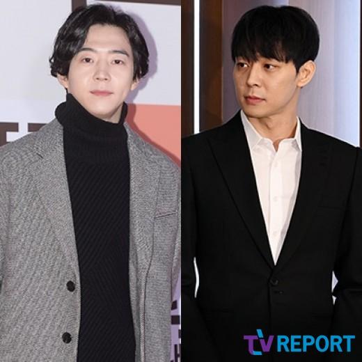 """박유환, 박유천 '마약 양성'에 휴방→""""가족과 함께"""" 심경…뜨거운 형제 _이미지"""