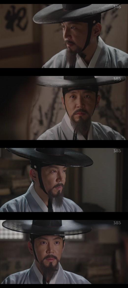 '녹두꽃' 최원영, 내적 갈등의 고수 '디테일이 남다른 연기력'
