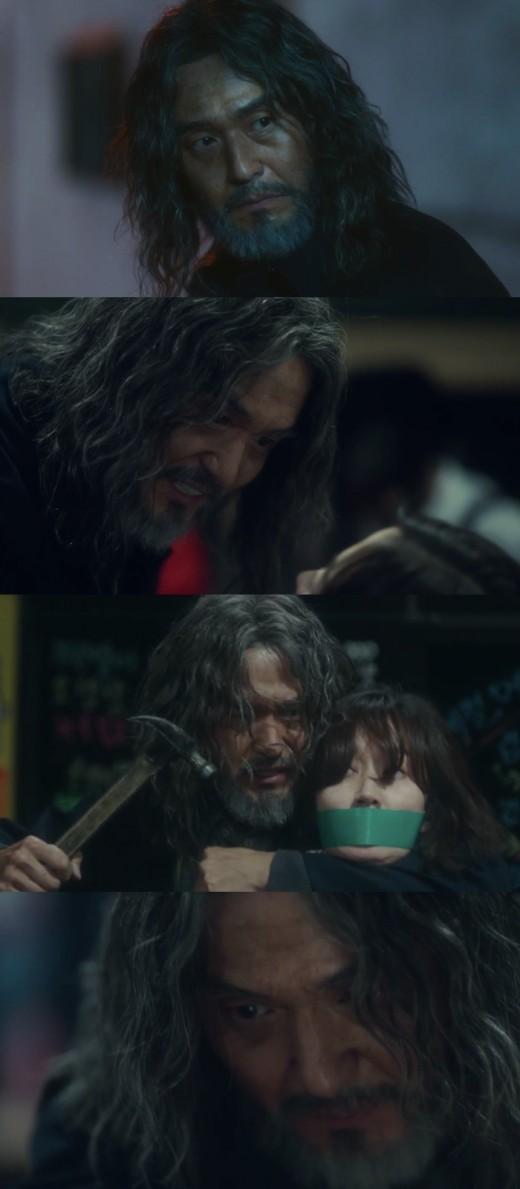 '어비스' 이성재, 뼛속까지 사이코패스…절대 악 끝판왕