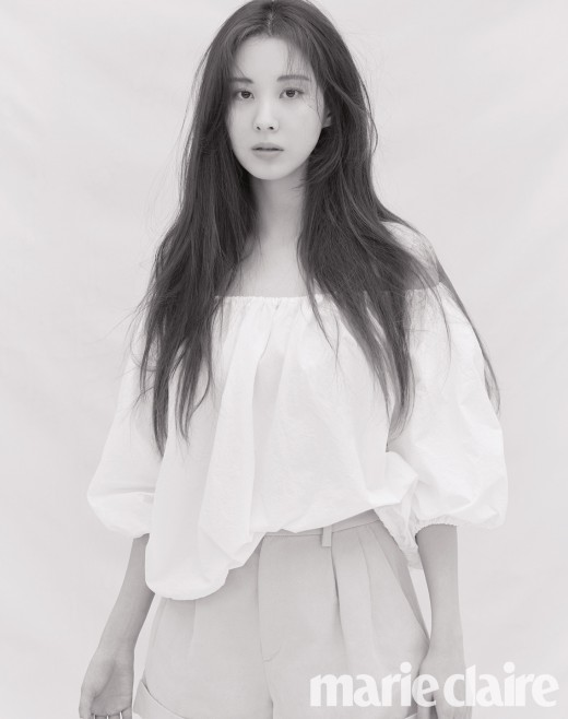 """서현 """"인생의 새로운 봄 시작…다양한 역할 도전하고 싶다"""""""