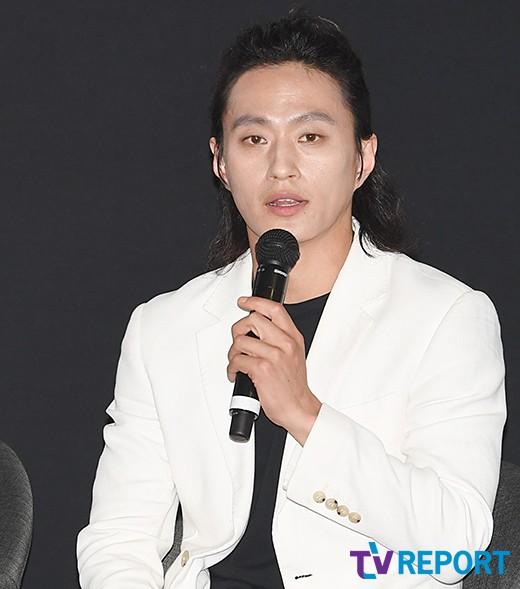 '악인전' 김성규 '시크 눈빛'