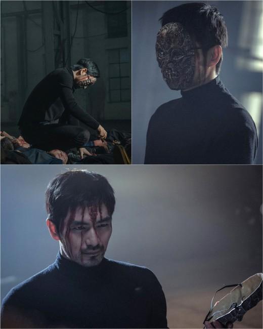 '보이스3' 이진욱, 가면 벗었다…연기 神 강림