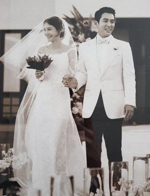 """""""행복하자""""…차예련♥주상욱 부부, 결혼기념일 자축"""