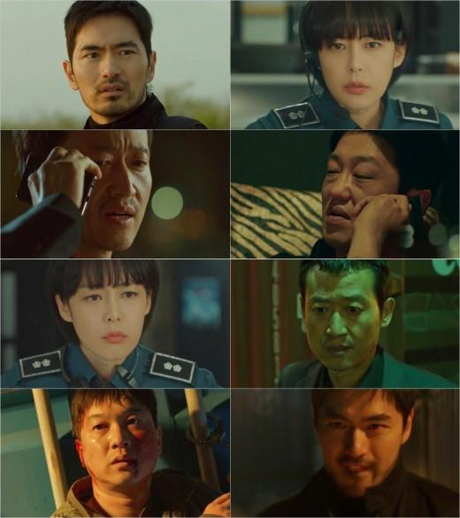'보이스3' 드러나기 시작한 이진욱 실체…'최고 시청률' 경신