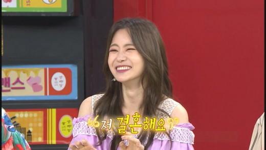 '비디오스타' 서유리 예비신랑 최초 공개…스튜디오 깜짝 등장 _이미지