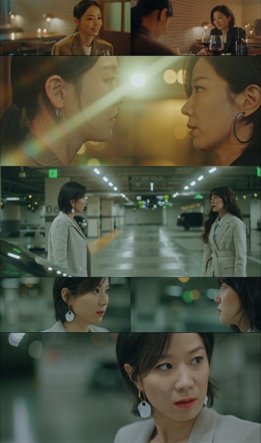 '검블유' 전혜진, 페어플레이는 없다…유니콘 vs 바로 본격 경쟁_이미지