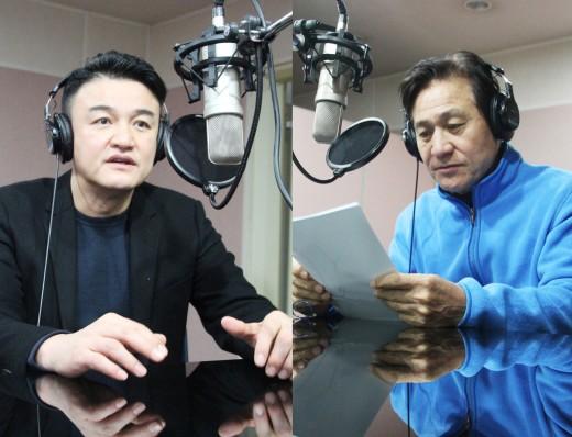 """안성기x박중훈 6.25 유해발굴감식단 재능기부 """"가족품 돌아가길"""""""