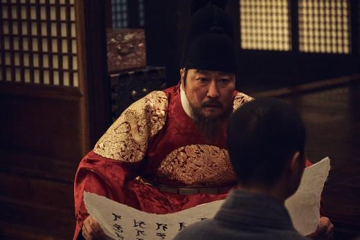 """'나랏말싸미' 송강호 """"세종대왕 연기할 수 있어 영광"""""""
