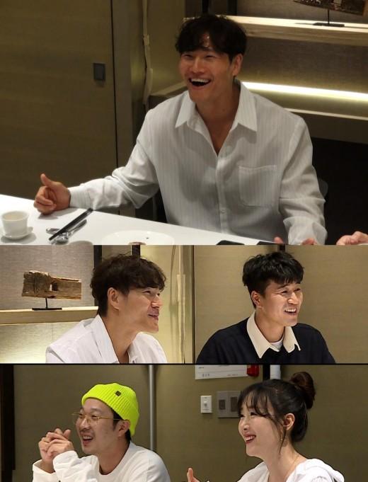 '미우새' 김종국, 셋째 앞둔 하하♥별만남..의외의 로맨티스트 등극
