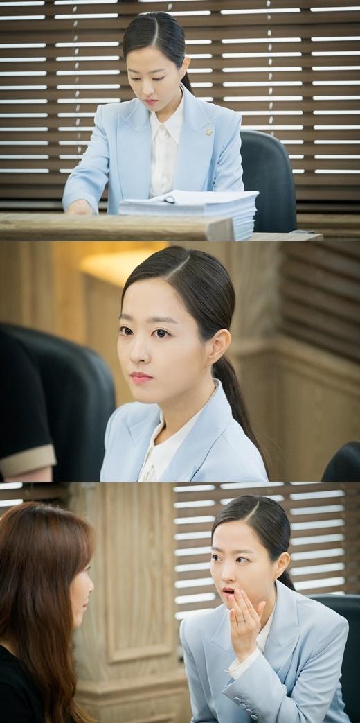 '어비스' 박보영 비장미 폭발 법정 등판..리즈시절 되찾나
